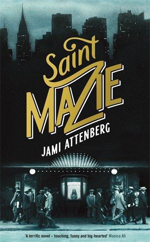 book cover of Saint Mazie