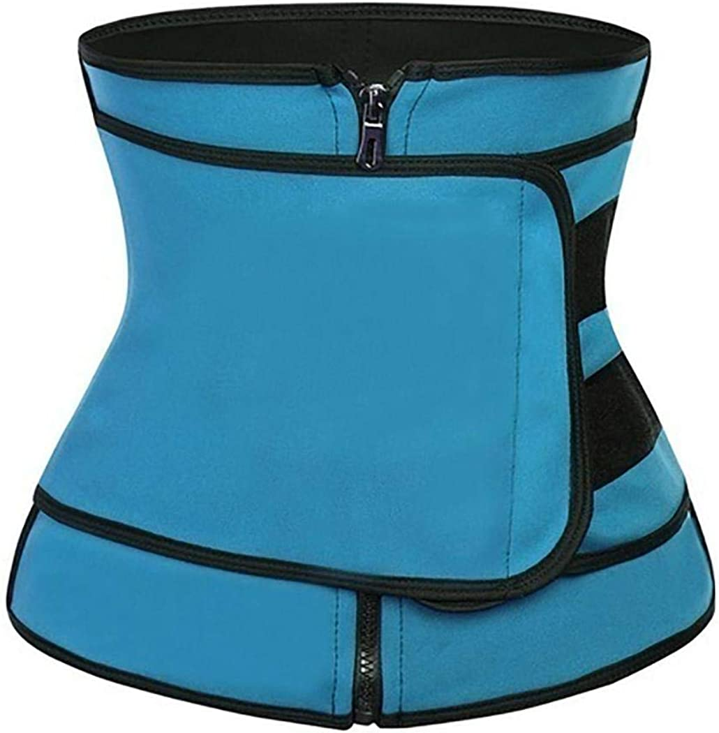 Dinger Femmes Taille Ceinture Corps Shaper br/ûleur Chaud Sueur Wrap Gym Workout Minceur Taille Formateur Bustiers et Corsets