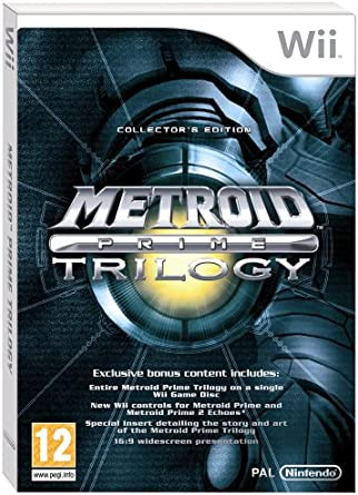 Metroid Prime: Trilogy (Wii): Amazon.co.uk: PC & Video Games