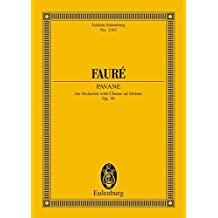 Pavane, Op. 50: Study Score