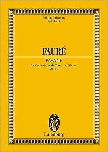 Pavane Op 50