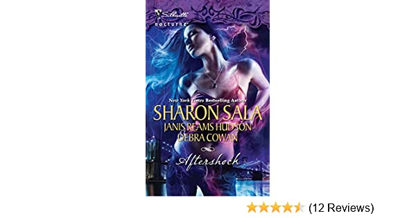 Aftershock An Anthology Harlequin Nocturne Sharon Sala Janis