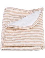 Skötplatta, baby bomulls urinmatta blöja blöja sängkläder täckplatta (S-35 * 45cm)