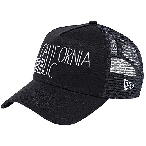 New Era(ニューエラ) 940キャップ エーフレームトラッカー カリフォルニアリパブリック 11557402