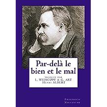 Par-delà le bien et le mal (French Edition)