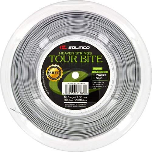 Solinco Tour Bite Soft Tennis String Reel