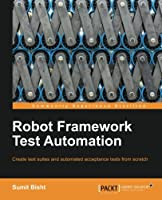 Robot Framework Test Automation Front Cover