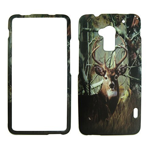 2d-camo-deer-pine-htc-one-max-t6-sprint-verizon-case-cover-phone-snap-on-cover-case-faceplates