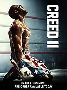 Cover Image for 'Creed II [4K Ultra HD + Blu-ray + Digital]'