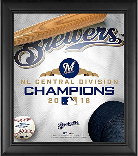 Milwaukee Brewers Framed 15