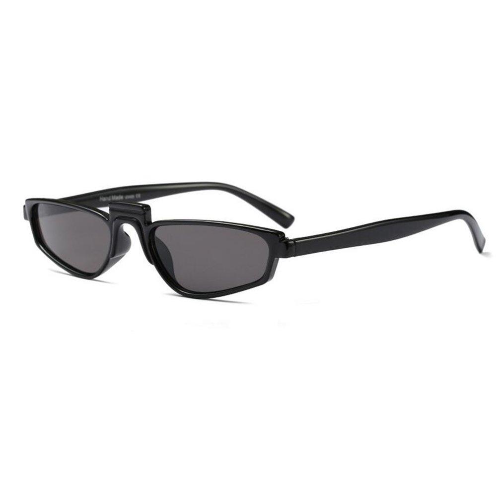 Hzjundasi Unisex Retro Vintage Brillen Mode kleine quadratische ...