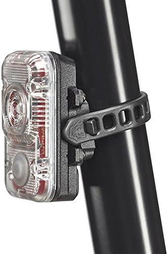 Black M Lupine 799 Rear Bicycle Lamp
