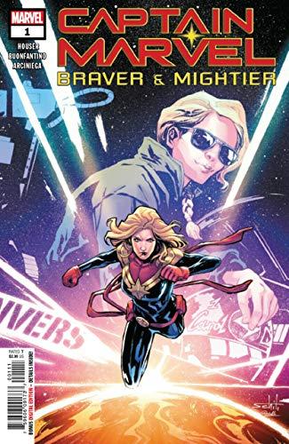 Captain Marvel: Braver & Mightier (2019) #1 VF/NM