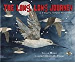 Front cover for the book The Long, Long Journey: The Godwit's Amazing Migration by Sandra Markle