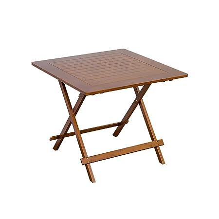 Folding table tu Mesa Plegable Mesa pequeña Mesa de Comedor de ...