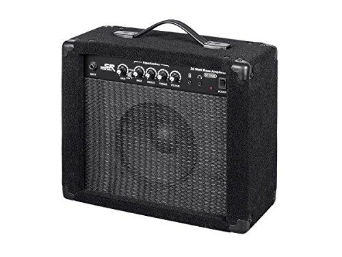 Monoprice 611920 20W1x8 Bass Combo Amplifier by Monoprice