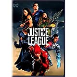 Justice League New (DVD,2017) Action Adventure