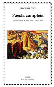 Poesía completa par Huxley