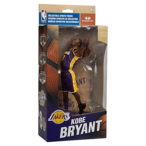 3613c0d5856d Jual McFarlane Toys Kobe Bryant 2002 NBA Finals Action Figure - Toy ...