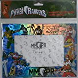 Monogram Power Rangers 4'' x 6'' Magnetic Picture Frame