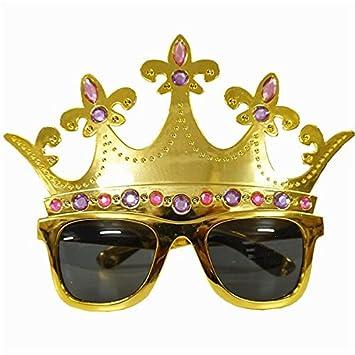 9e681919154d Gold   Jewels Royal Crown Sunglasses.  Amazon.co.uk  Toys   Games
