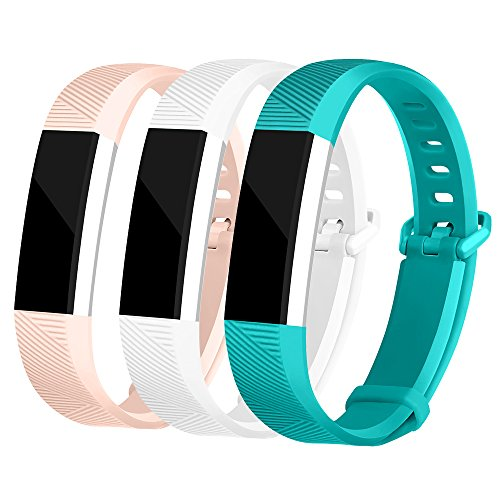 For-Fitbit-Alta-Bands-and-Fitbit-Alta-HR-Bands-Newest-Adjustable-Sport-Strap-Replacement-Bands-for-Fitbit-Alta-and-Fitbit-Alta-HR-Smartwatch-Fitness-Wristbands-Pink-White-Teal-Small