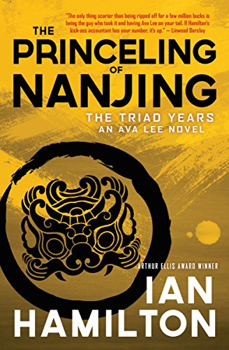 The Princeling of Nanjing (The Triad Years)