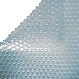 Harris 16 ft x 32 ft Rectangle Solar Cover - Clear - 16 Mil