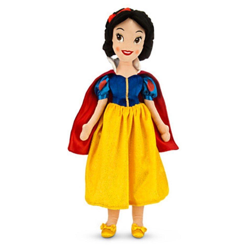 "Disney Store Princess Snow White Plush Doll ~ 21"""