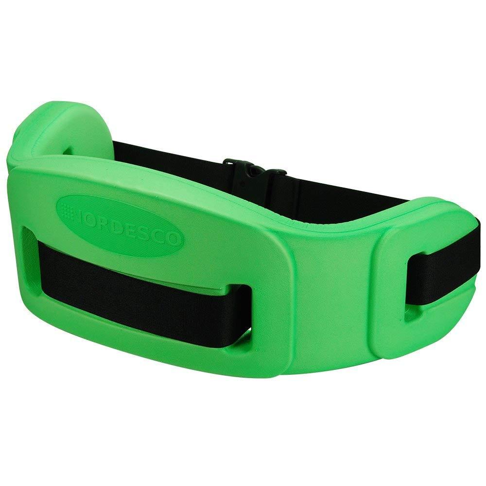 Nordesco Aqua Fitness Belt, Small, Green
