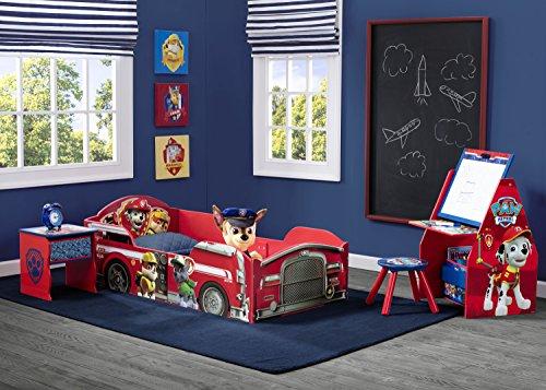 Delta Children Wood Toddler Bed, Nick Jr. PAW Patrol 3