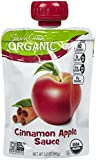 Santa Cruz Organic Cinnamon Apple Sauce Poches - 4 CT