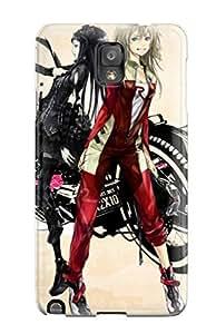 Fashion Hard Case For Galaxy Note 3- Kisugi Ritsuko Anime Defender Case Cover