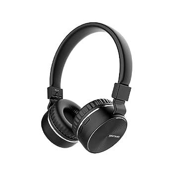 Reputedc Auriculares Deportivos inalámbricos Bluetooth de la Moda GE Shang E87, subwoofer montado en la