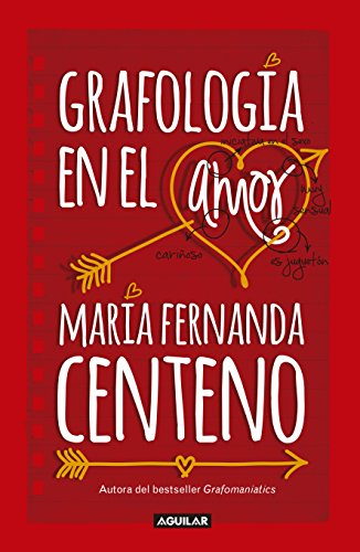 Grafologia en el amor / Graphology of Love (Spanish Edition) [Maria Centeno] (Tapa Blanda)