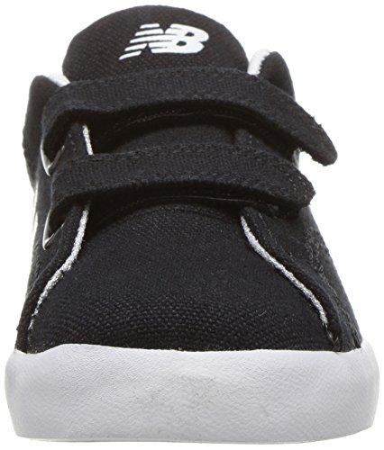 New Balance Unisex-Baby KVCRTV1I Kinder Schuhe Black/Whit