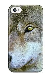 Pauline F. Martinez's Shop Best wolves Anime Pop Culture Hard Plastic iPhone 4/4s cases 6900648K730071231