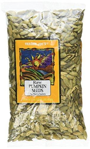 Trader Joes Raw Pumpkin Seeds