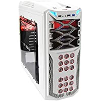 Liquid Cooled Gaming Desktop Computer PC INtel Core i7 7700K 4.2Ghz 16Gb DDR4 4TB HDD 500Gb NVMe SSD 750W PSU Nvidia GeForce GTX 1080 8Gb