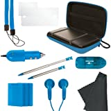 Nintendo 3DS 13-In-1 Gamer Pack - Blue - Standard Edition