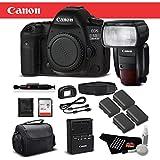 Canon EOS 5D Mark IV Full Frame Digital SLR Camera Body Bundle 64GB Memory Card International Version