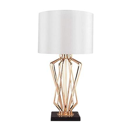 JASZHAO LED lámpara de Mesa para el Dormitorio Sala de Estar ...