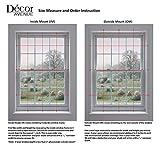 Decor Avenue Custom Cordless 26 W x 54 to 60 H
