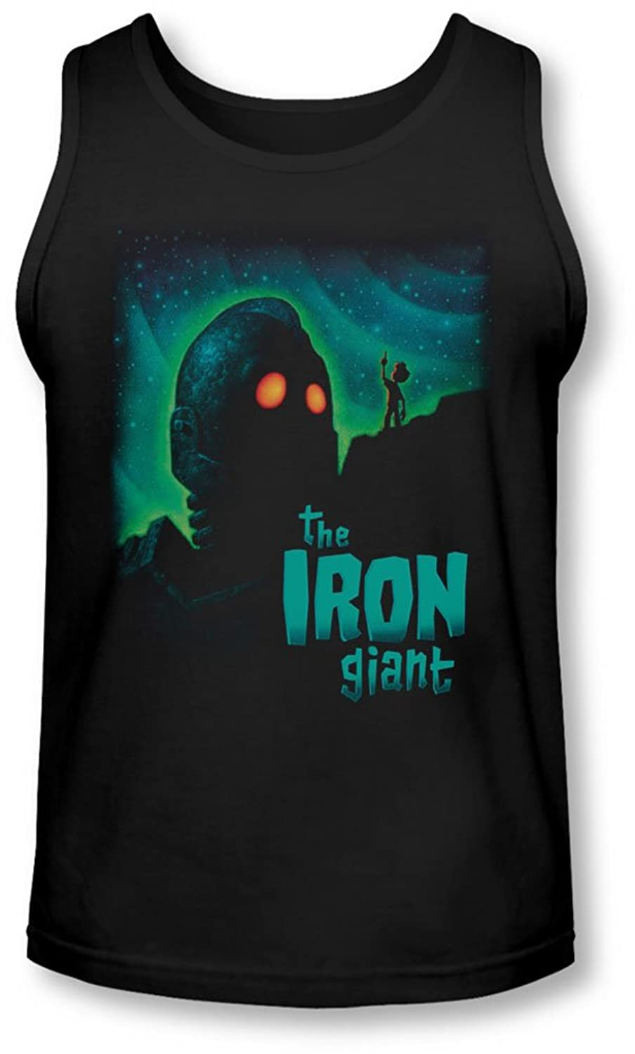Iron Giant - Mens Look To The Stars Tank-Top