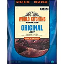 World Kitchens Jerky, Original, 10 Ounce