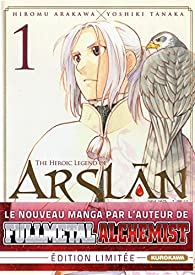 The Heroic Legend of Arslân, tome 1 par Hiromu Arakawa