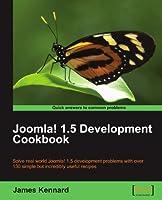 Joomla! 1.5 Development Cookbook Front Cover