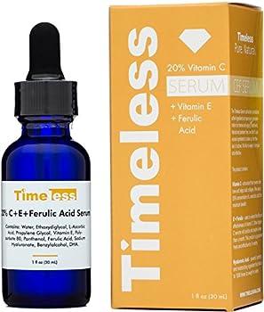 Timeless Skin Care Vitamin C Plus E Ferulic Acid Serum, 1 Oz 7