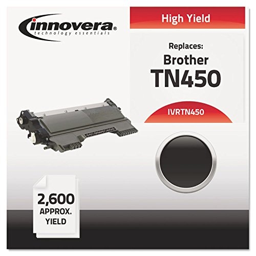 Innovera Remanufactured Toner Cartridge-Replacement for TN450, Black ()