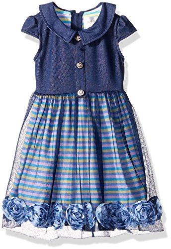 Full Skirt Shirt Dress - 9